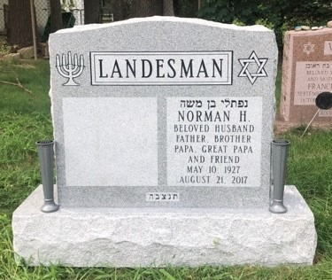 Norman-Landesman-set