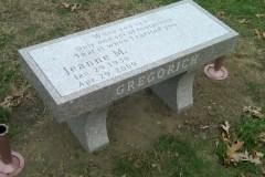 Bench-Gregorich