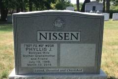 Nissen-memorial