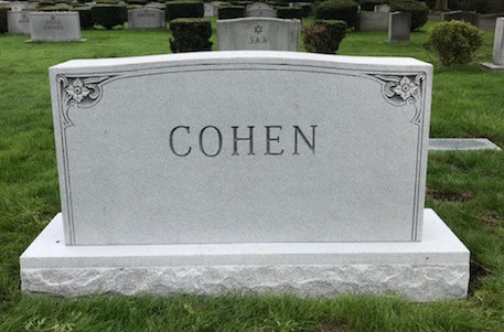 Cohen-Family-Stone-Set