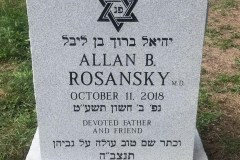 Allan-Rosansky-Memorial-Set