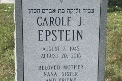 Gray-Granite-Polished-front-Carole-Epstein