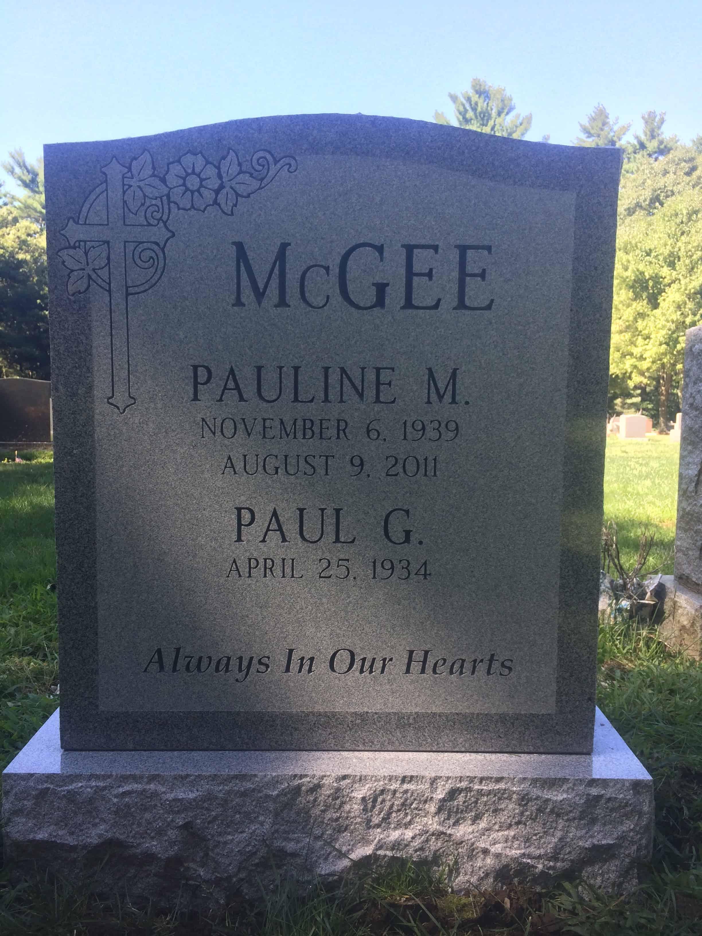 McGee-Memorial